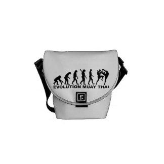 Evolution Muay Thai Messenger Bag