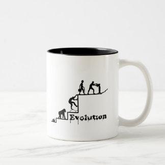 Evolution Mugs