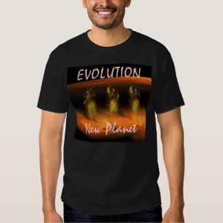 EVOLUTION/New Planet T-Shirt