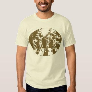 Evolution No. 9 - Shabby Road T-Shirt