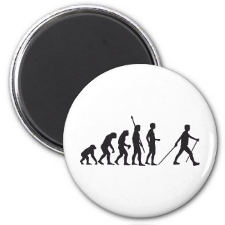 evolution nordic walking magnet