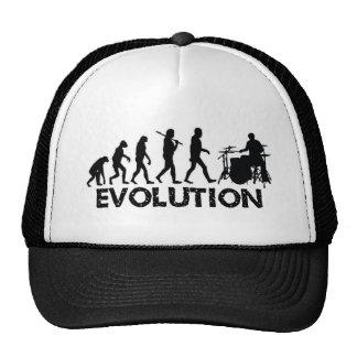 Evolution of a Drummer Trucker Hat