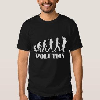 Evolution of a Scotsman Tee Shirt