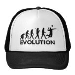 Evolution of a Volleyball Player Trucker Hat