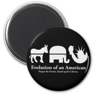 Evolution of an American Magnet