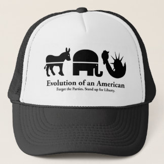 Evolution of an American Trucker Hat