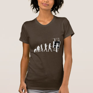 Evolution of Architecture Architects Draftsmen T-shirt