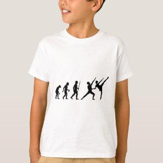Evolution of Ballet T-Shirt