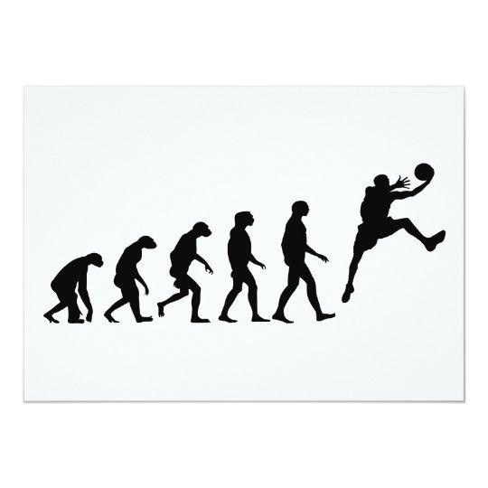 Evolution of Basketball Card