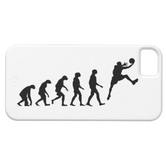 Evolution of Basketball iPhone 5 Case