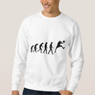 Evolution of Basketball Sweatshirt