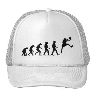 Evolution of Basketball Trucker Hat