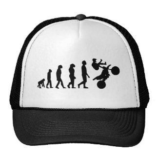 Evolution of Biker Trucker Hat