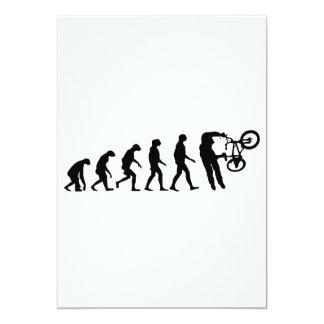 Evolution of BMX Card