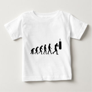 Evolution of Boxing Baby T-Shirt