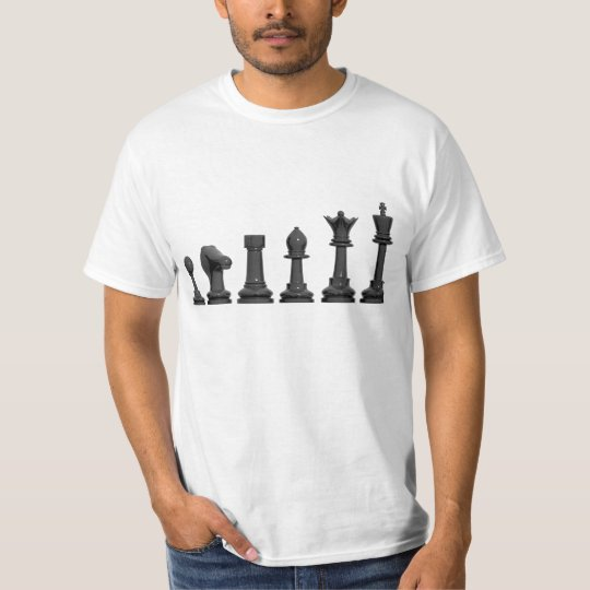 Evolution of Chess Shirt