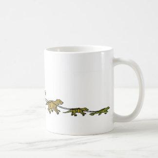 Evolution of Christmas Coffee Mugs