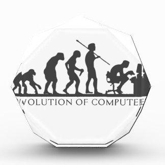EVOlution OF COMPUTER Acrylic Award