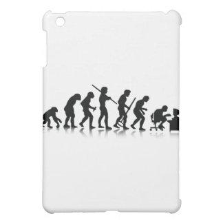 Evolution of Computer Addicts Cover For The iPad Mini