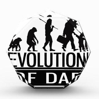 evolution of dad award