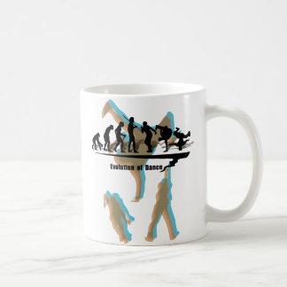Evolution of Dance, Evolution of Dance Coffee Mug