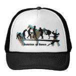Evolution of Dance Hat