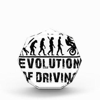 Evolution Of driving Award