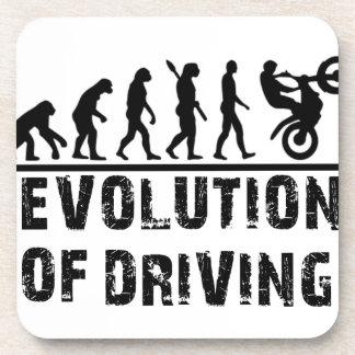 Evolution Of driving Coaster