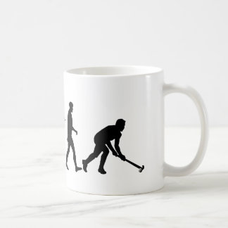 Evolution of Field hockey - Hockey gifts Mug