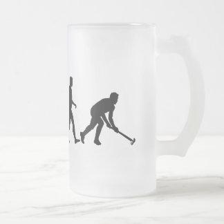 Evolution of Field hockey - Hockey gifts Coffee Mug