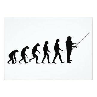 Evolution of Fishing Card