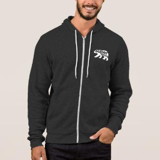 Evolution of fitness hoodie