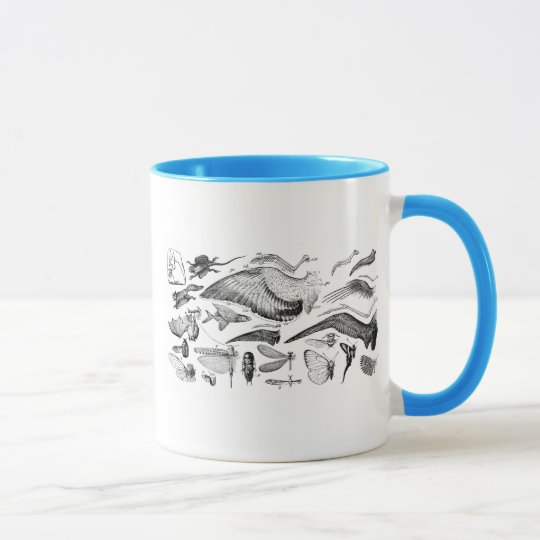 Evolution of Flight Mug