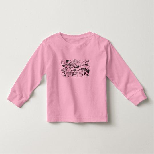 Evolution of Flight Toddler T-shirt