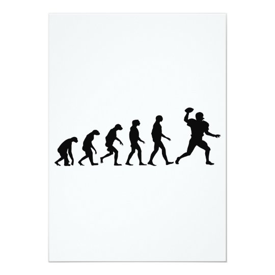 Evolution of Football Card