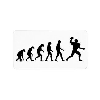 Evolution of Football Label