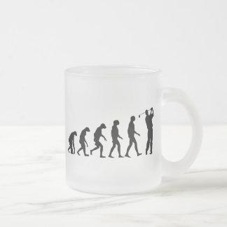 Evolution of Golf Mug