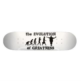 Evolution of Greatness Skateboard Deck