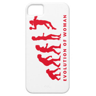 evolution OF hand ball woman iPhone SE/5/5s Case