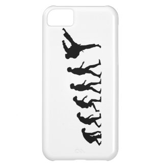 Evolution of Karate iPhone 5 Case