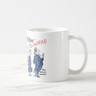 Evolution of Lawyers Mug