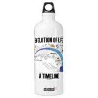 Evolution Of Life A Timeline (Biology) SIGG Traveler 1.0L Water Bottle