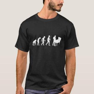 Evolution of Man and Pinball T-Shirt