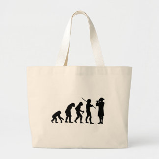 Evolution of Man & Fife Bag