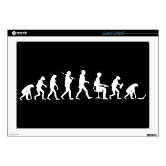 Evolution of Man Laptop Decal For Laptop