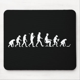 Evolution of Man Laptop Mouse Pad