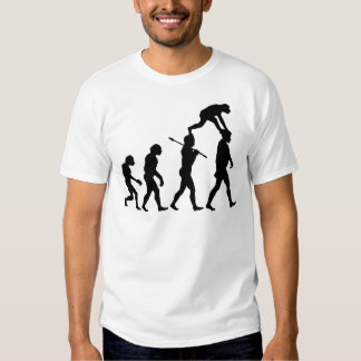 Evolution of Man Shirt