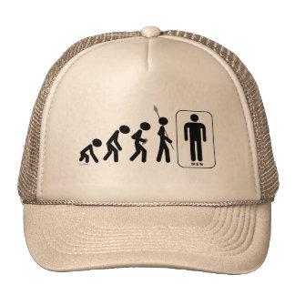 Evolution of Men Trucker Hat