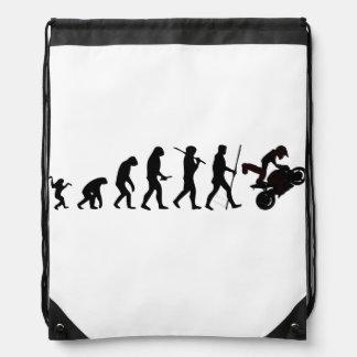 Evolution of Moto Backpack