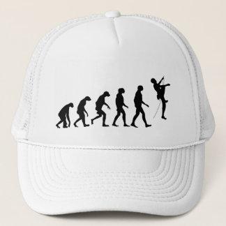 Evolution of Mountain Climbing Trucker Hat